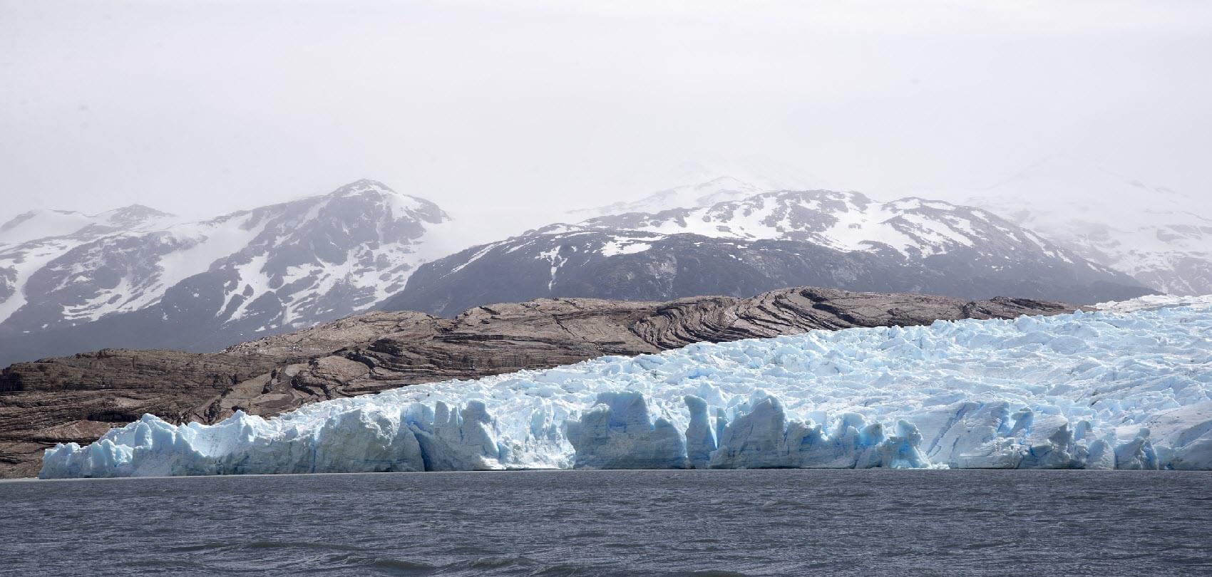 Glacier Tongue, Arctic