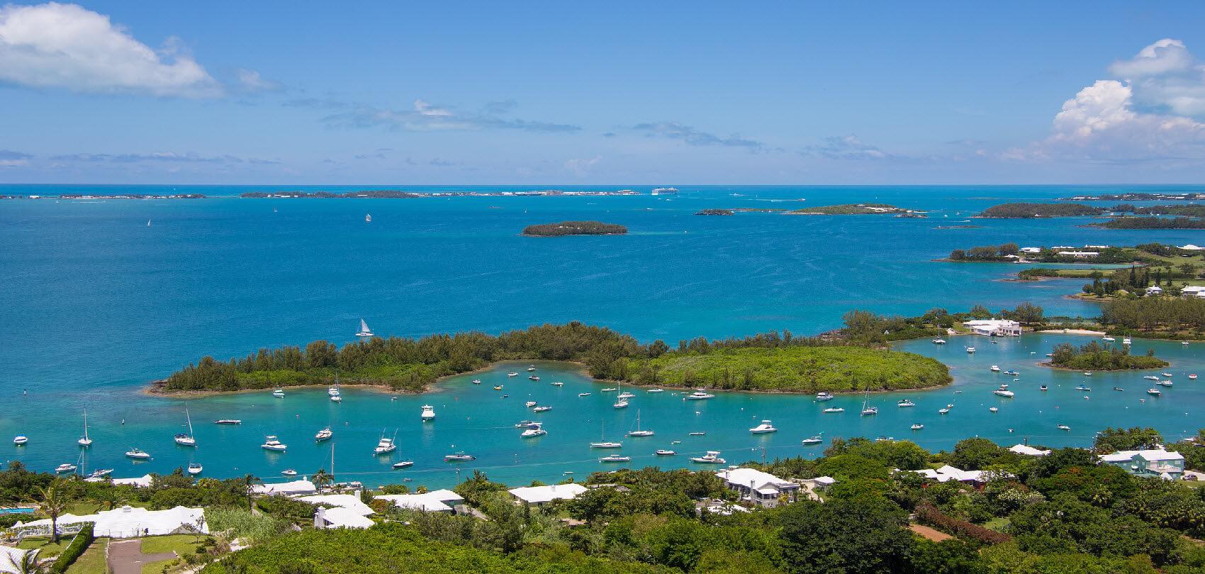 Ocean, Bermuda