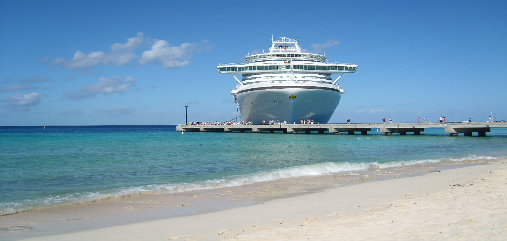 Cruise Ship, Caribbean