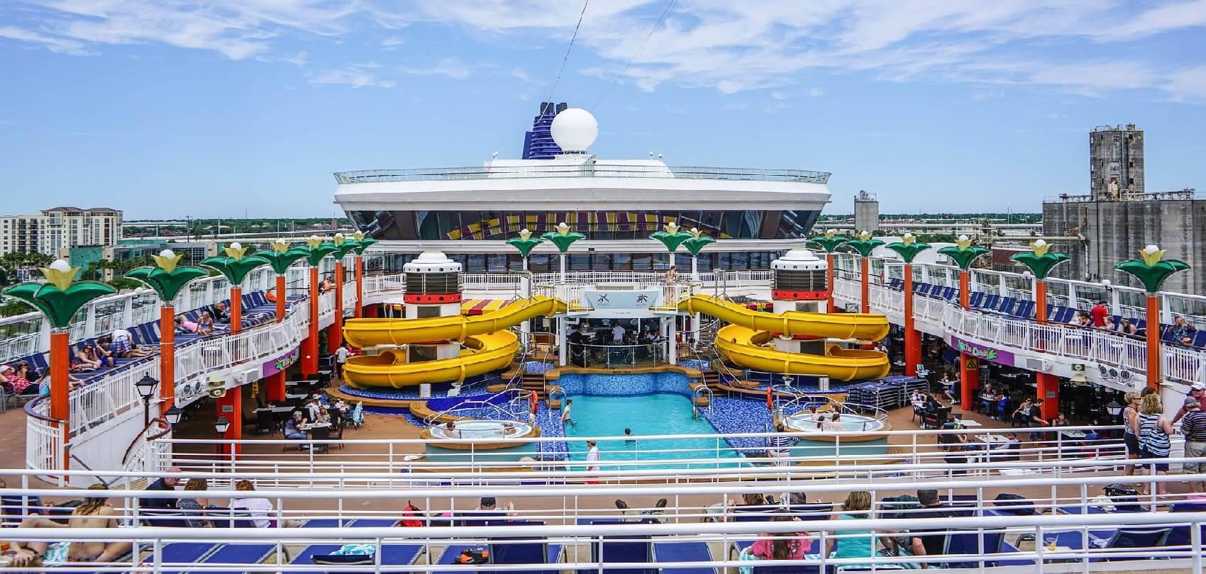 Tampa Cruise Port