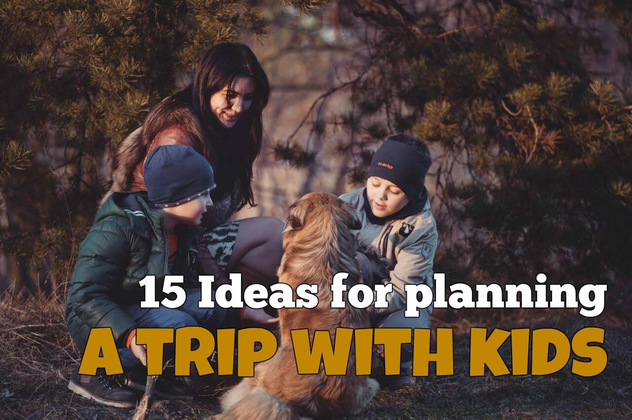 15 Best Family Vacation Ideas with Kids