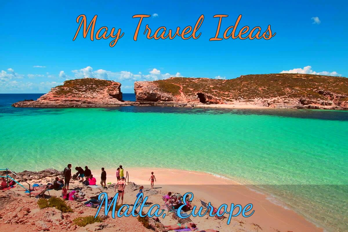 Malta - May Travel Ideas