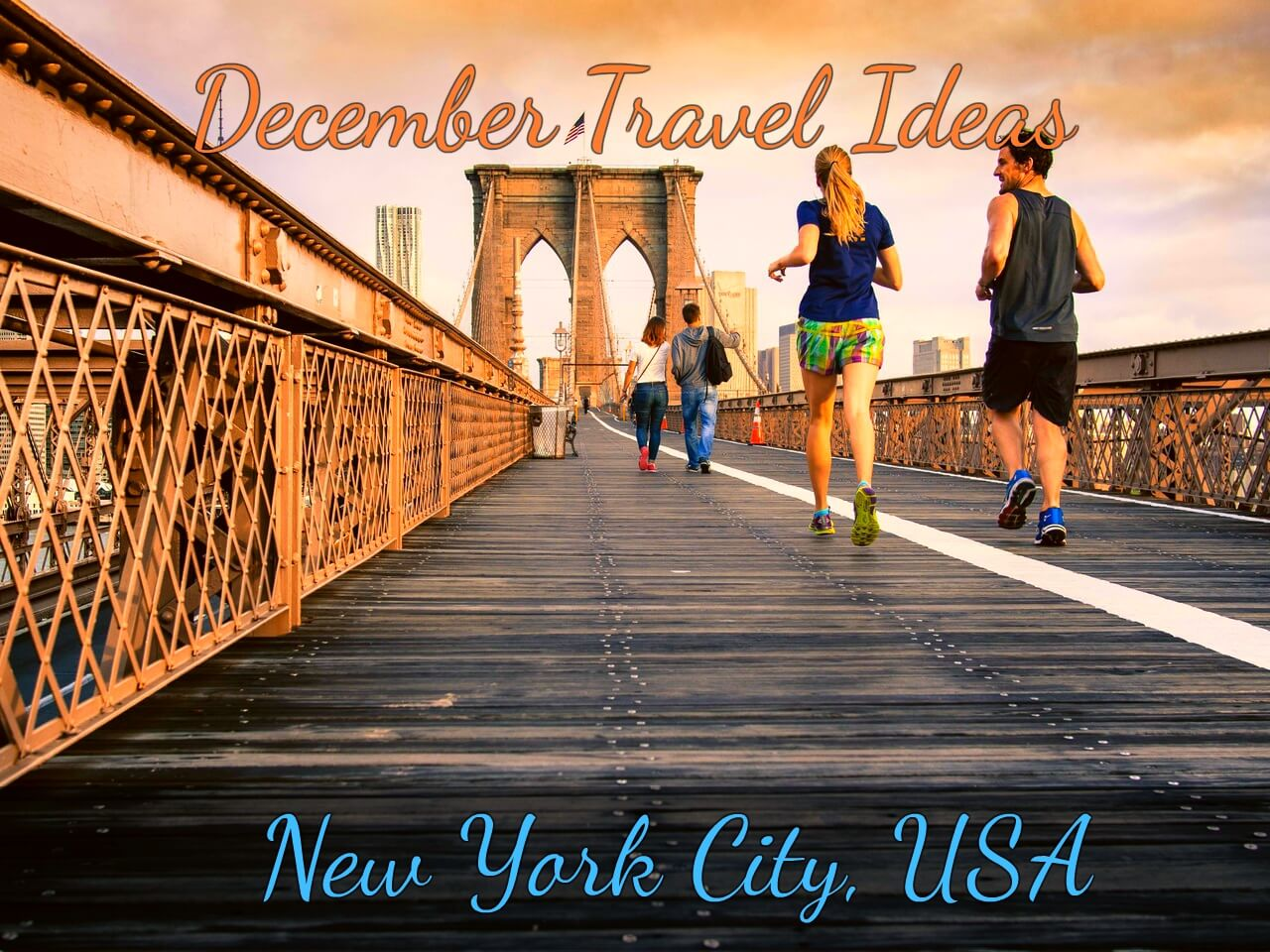 New York City- December Travel Ideas
