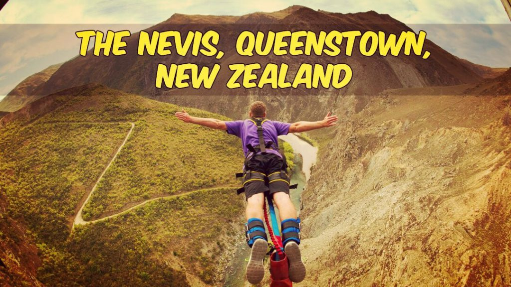 The Nevis- Bungee Jumping