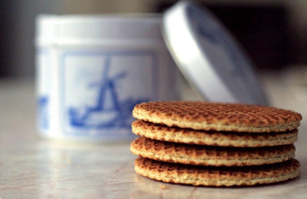 Amsterdam Food - Stroopwafel