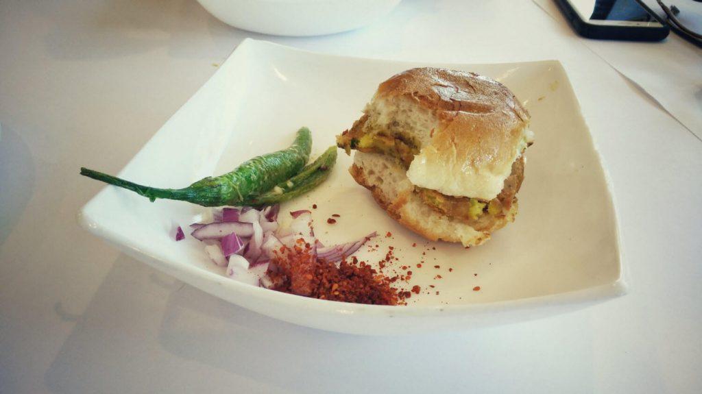Mumbai Food - Vadapav
