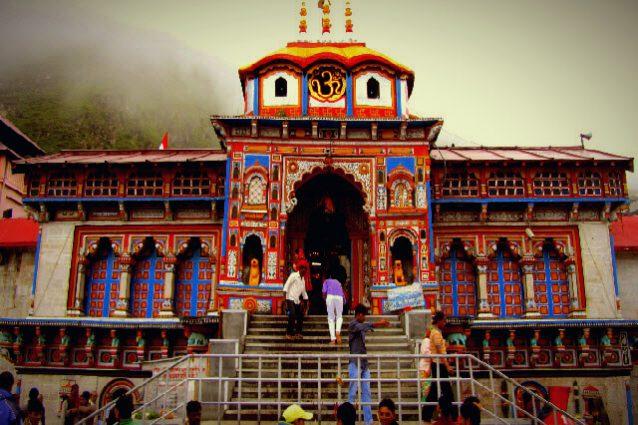 Badrinath Temple, India