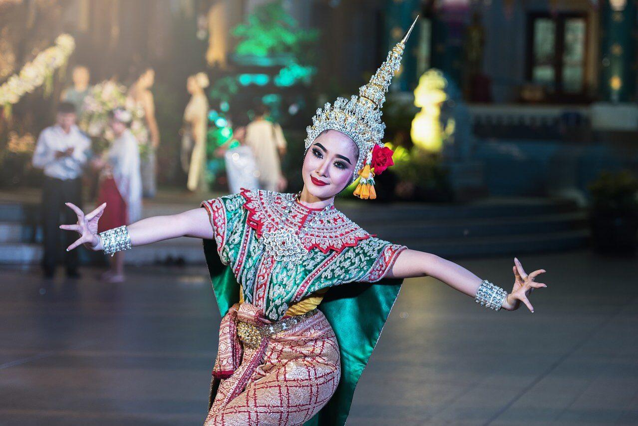 Bangkok classical dance