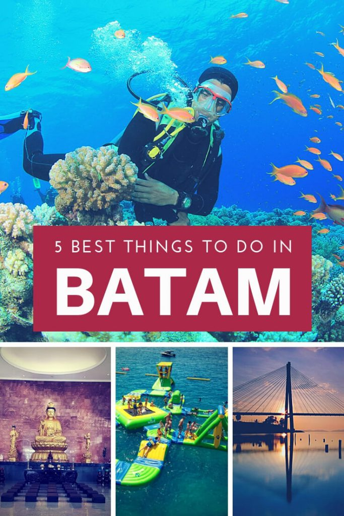 Pin- 5 Best Things to Do in Batam Island