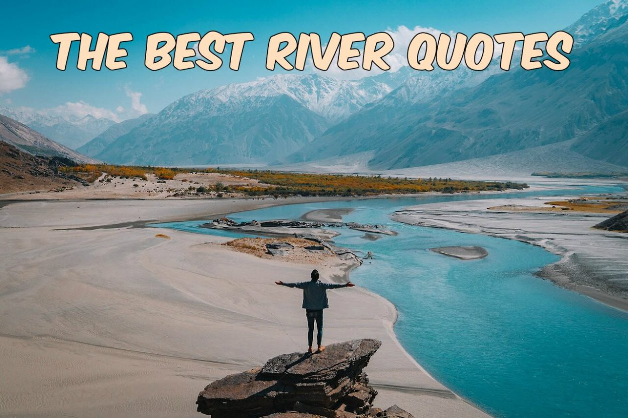 The Best River Quotes