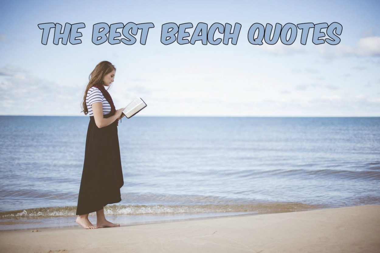 The Best Beach Quotes