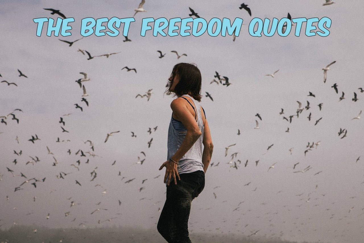 The Best Freedom Quotes