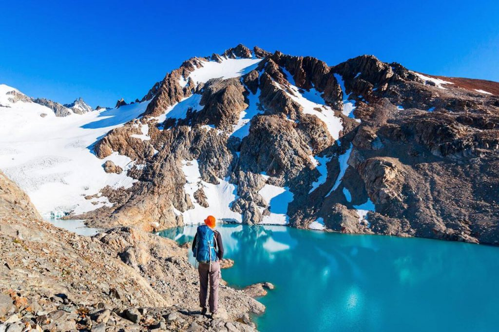 The Fitzroy Trek, Patagonia, Argentina